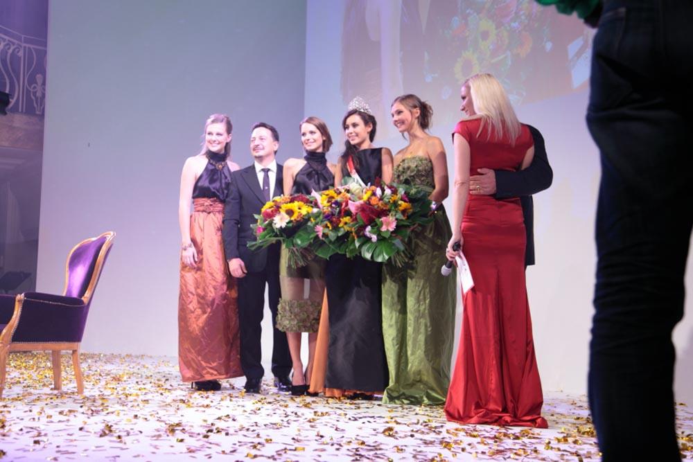 Sfilata Miss Südtirol 2015